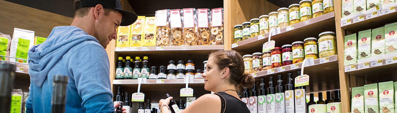 Regionale Produkte Haderer Lembach